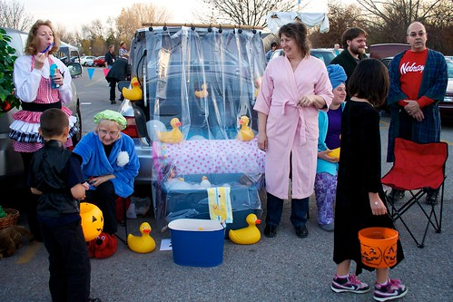 Trunk n' Treat 2012 | by Christ's Place