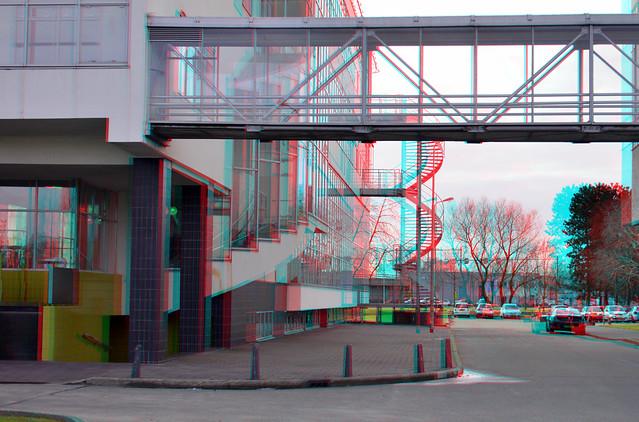 Loopbrug Van Nelle 3D