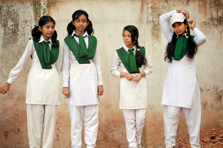 Girls guide of Bangladesh | AL-HAJ YAKUB ALI GIRLS' HIGH SCH