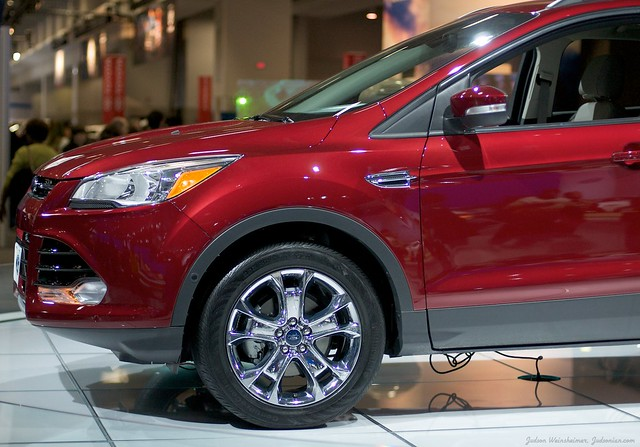 2013 Washington Auto Show - Upper Concourse - Ford 21