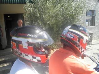 Croz - the helmets