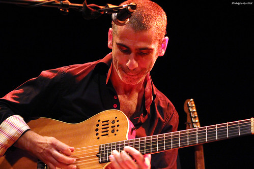 Tryolé : David Doré, guitare solo | by philippeguillot21