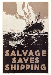 Salvage Saves Shipping