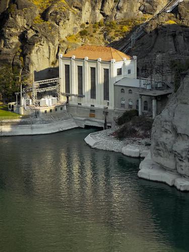 river landscape dam sony cybershot canyon idaho snakeriver powerhouse shoshonefalls hx9v