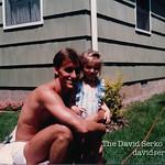 David and niece Jenny