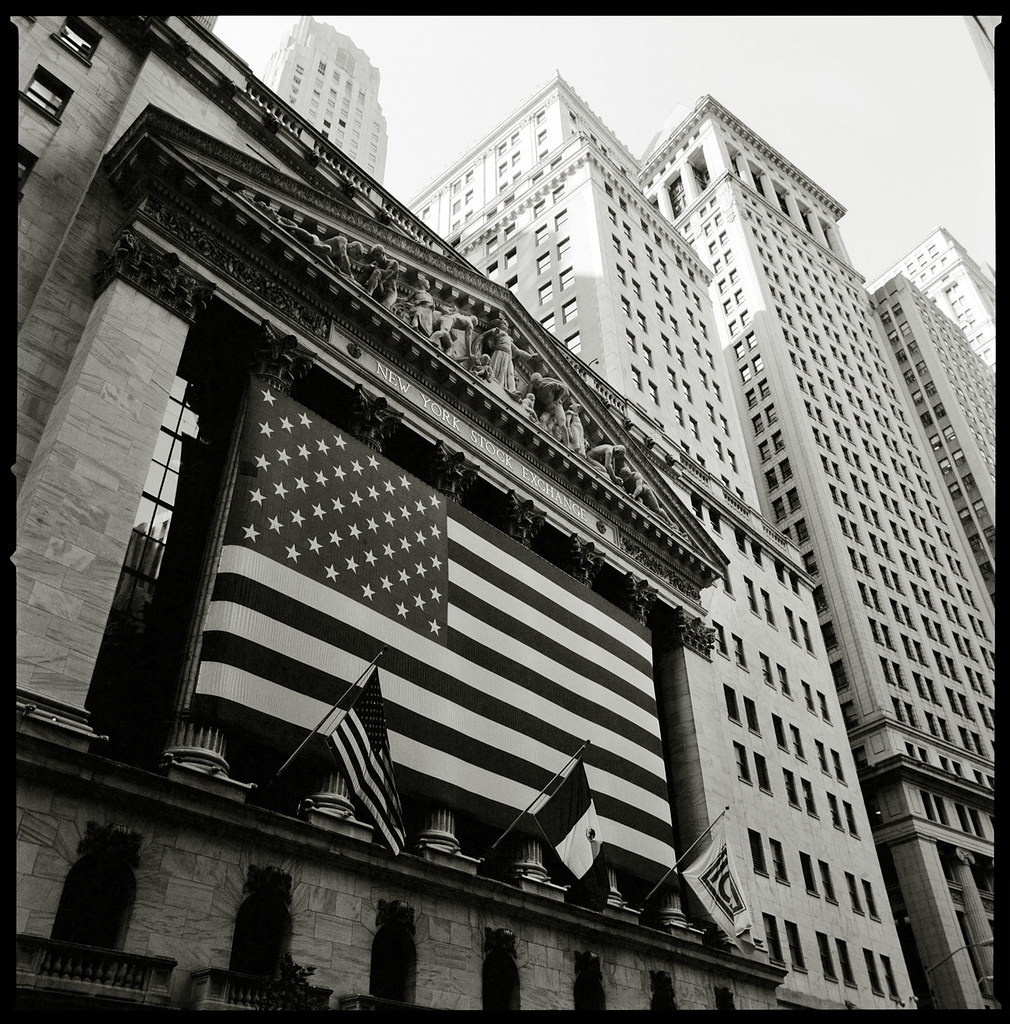 NY Stock Exchange - NEW YORK