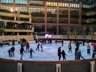 Broadgate Ice Rink | by garryknight