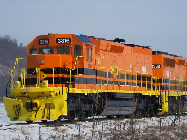 CF&E 3316 II
