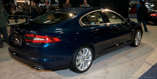 2013 Washington Auto Show - Lower Concourse - Jaguar 4