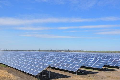 Dunayskaya Solar Park | by Activ Solar