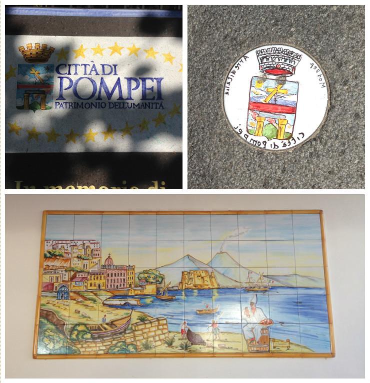 Pompeii kerámiák
