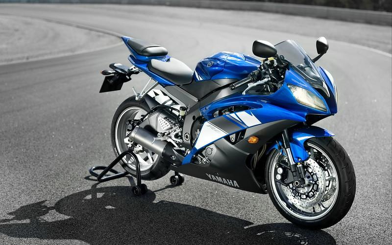 Yamaha, R6,