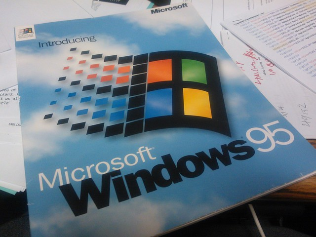 Introducing Microsoft Windows 95