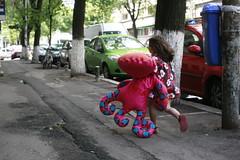 2011. július 4. 12:59 - Sofie és a szülinapi polip