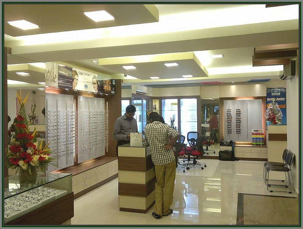 CLARITY OPTICALS - MIRLEY EYE CARE HOSPITAL, DEPENDS ON OP
