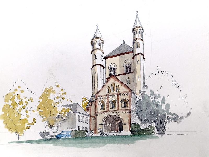 Cologne, St. Pantaleon
