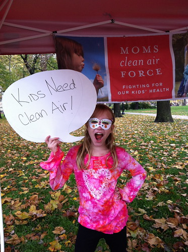 Halloween Fest at Farmer's Market   by Moms Clean Air Force