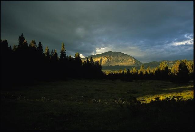 La porte des grandes prairies (Film - No post treatment)