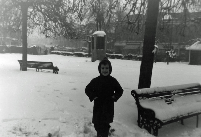 Fishponds Park, Bristol 1963