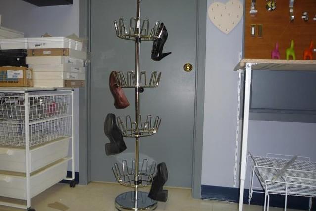 Tourniquet A Chaussures Genie Du Rangement Flickr