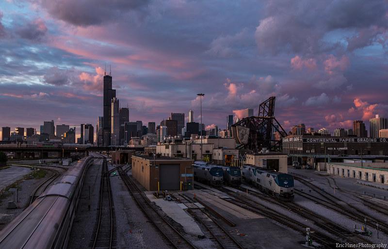 18th Street Sunset