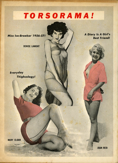 Stare Magazine - June 1956 (back)
