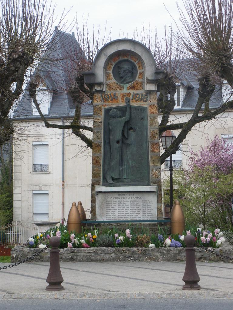 Bures Monument