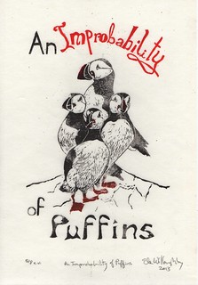 An Improbability of Puffins