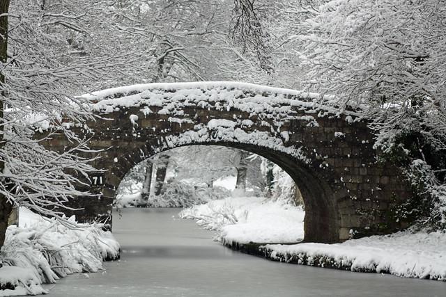 Mon & Brecon Canal @ Goytre