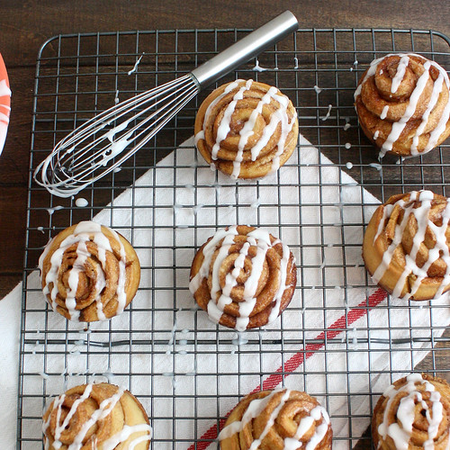 Cinnamon Roll Muffins | by Tracey's Culinary Adventures