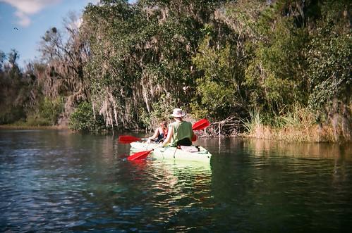 vacation 35mm river holga lomo travels florida january springs kayaking fujifilm fl 135 adventures riparian 35mmholga rainbowriver rainbowsprings holga135 2013 visittofamily ellenjo dunnellonflorida ellenjoroberts kphole january2013 kpholetorainbowsprings