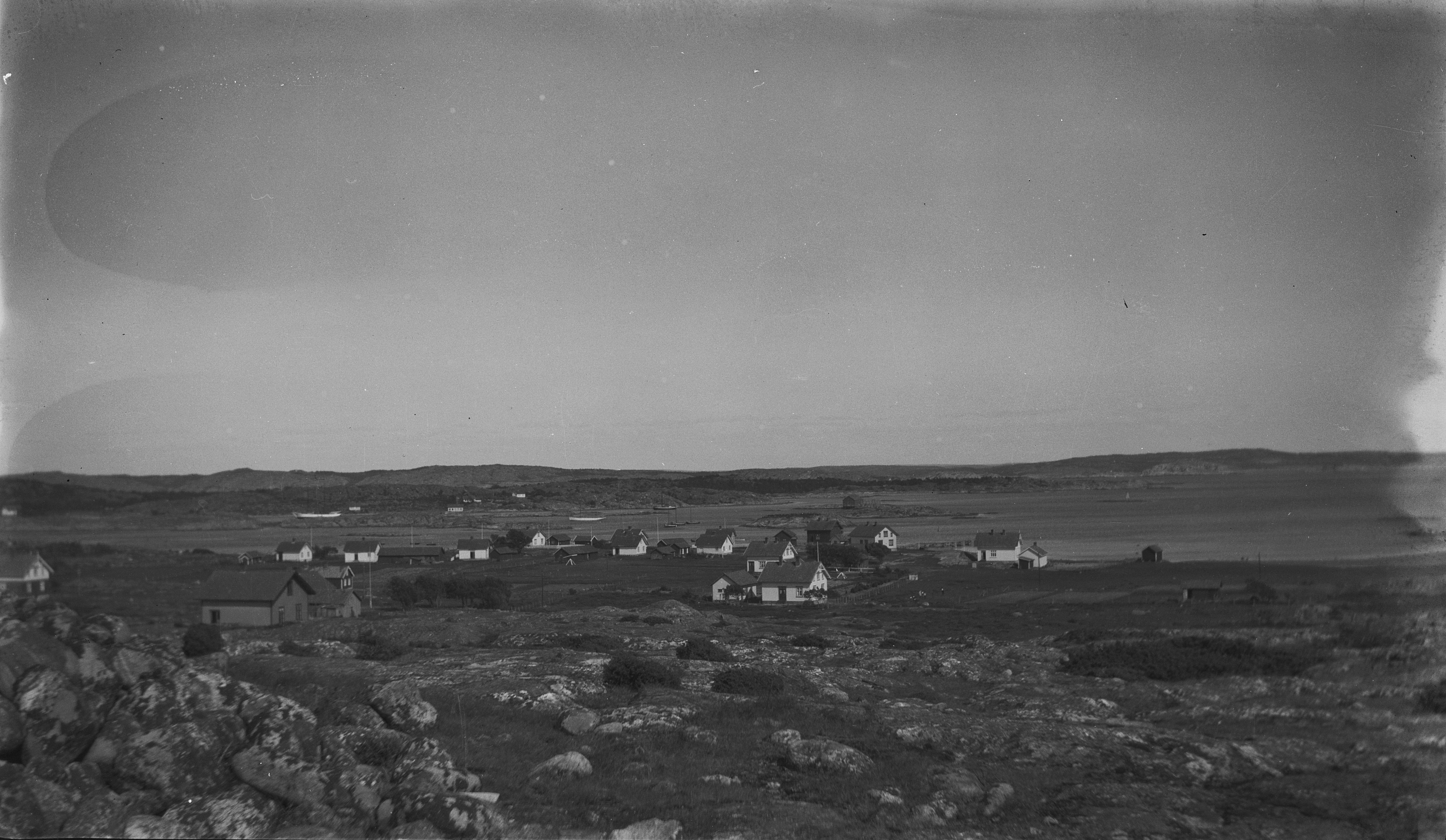 Herføl, Hvaler, 1921.