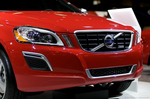 2013 Washington Auto Show - Lower Concourse - Volvo 3