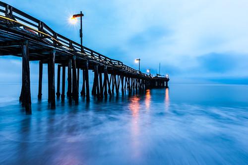 california longexposure blue motion blur water sunrise pier cool fishing nikon hour bluehour uncool capitola sfist risingtide cool2 cool5 cool3 cool6 cool4 cool7 uncool2 iceboxcool
