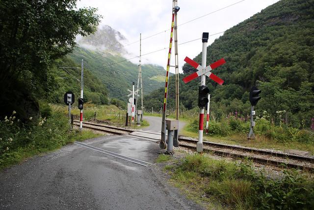 The Flam Valley near Blomheller