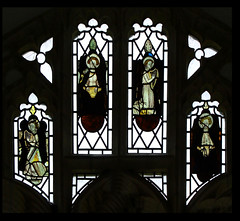 four Parham angel musicians
