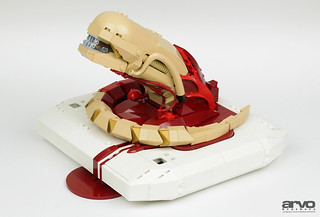 LEGO Alien Chestburster | by The Arvo Brothers