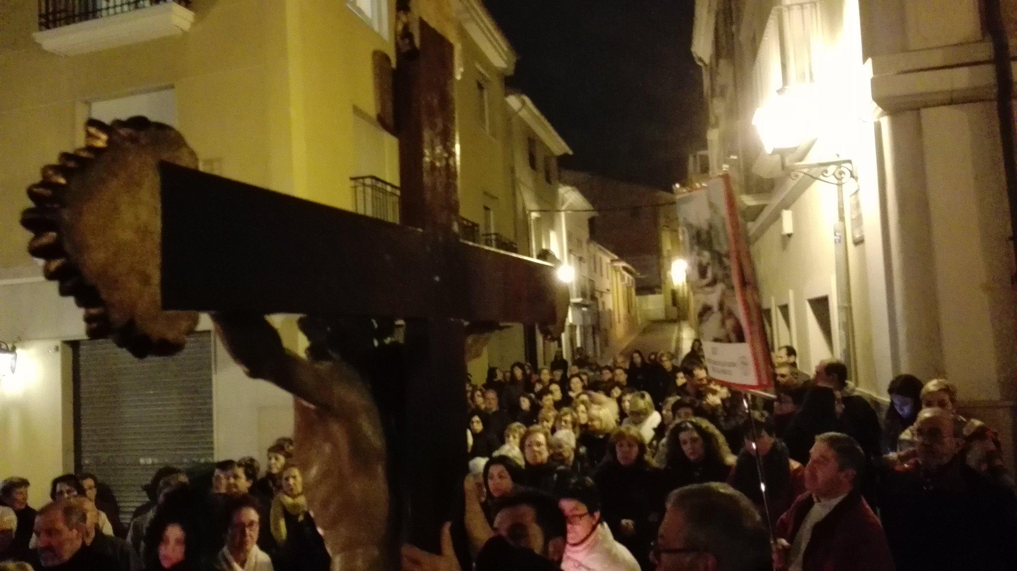 (2016-03-18) - VII Vía Crucis nocturno - Javier Romero Ripoll (120)