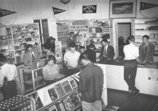 The Coop store in 1939