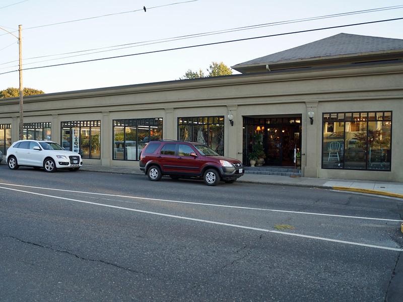 Monticello Antique Marketplace 8600 Southeast Stark Street Portland, OR 97216
