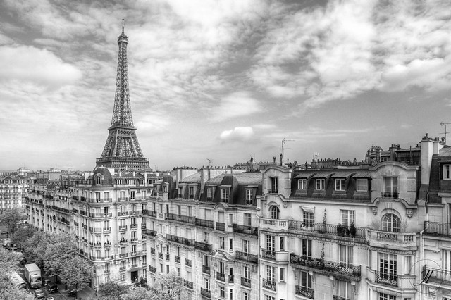 Tower By Gustave Eiffel
