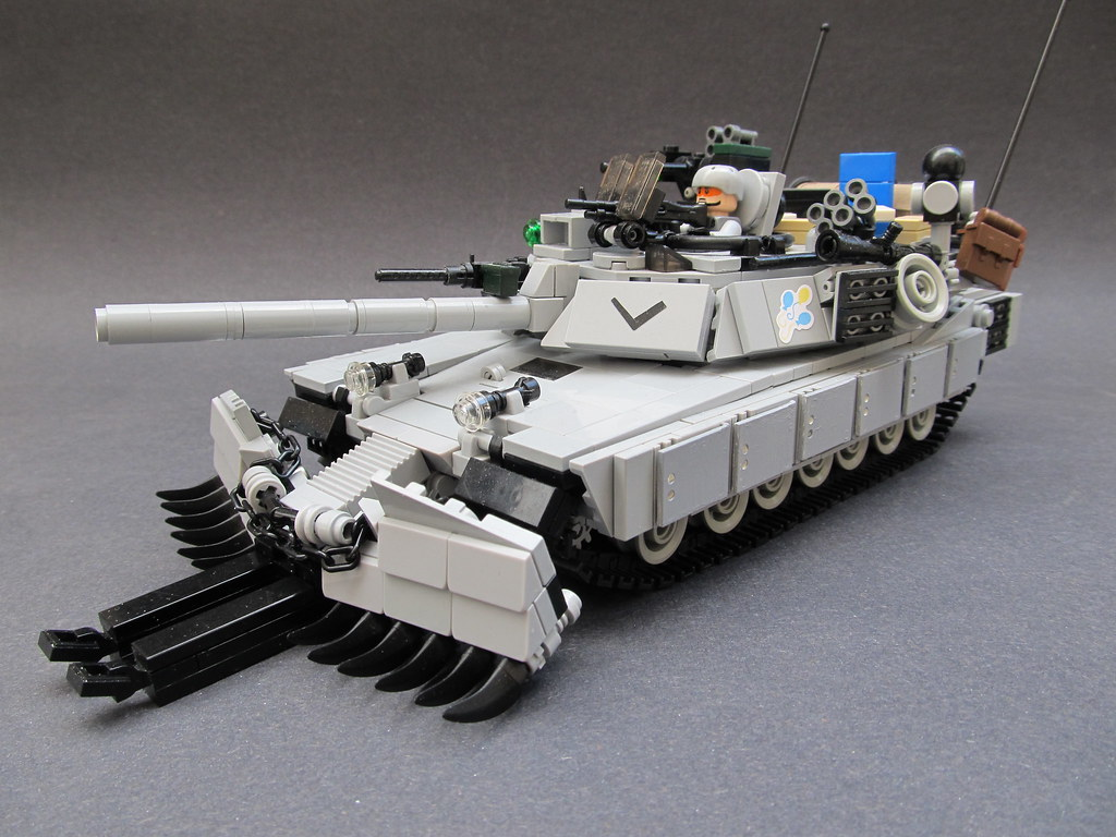M1a3 Abrams Tank