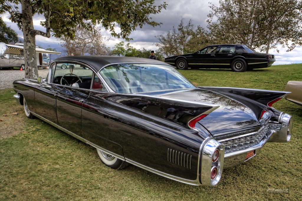 1960 Cadillac Fleetwood | Steve Sexton | Flickr