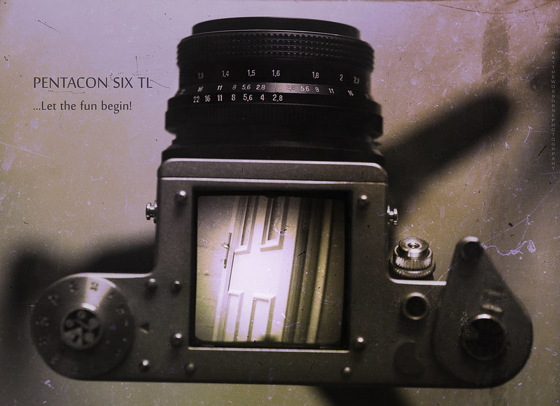 Pentacon Six TL Arrives!