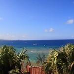 萬國津梁館 #2 著名景點部濑名岬頂端的咖啡廳能遠眺東海。