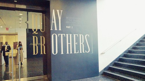 Quay Brothers ends at the MOMA Monday.  Go see it and be amazed. | by meowzas