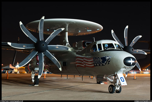 E-2C+ Hawkeye - 164483/600 - US Navy | by evansaviography