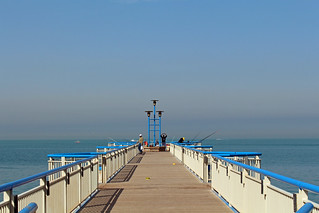 Fishing Pier | by FroyoNation