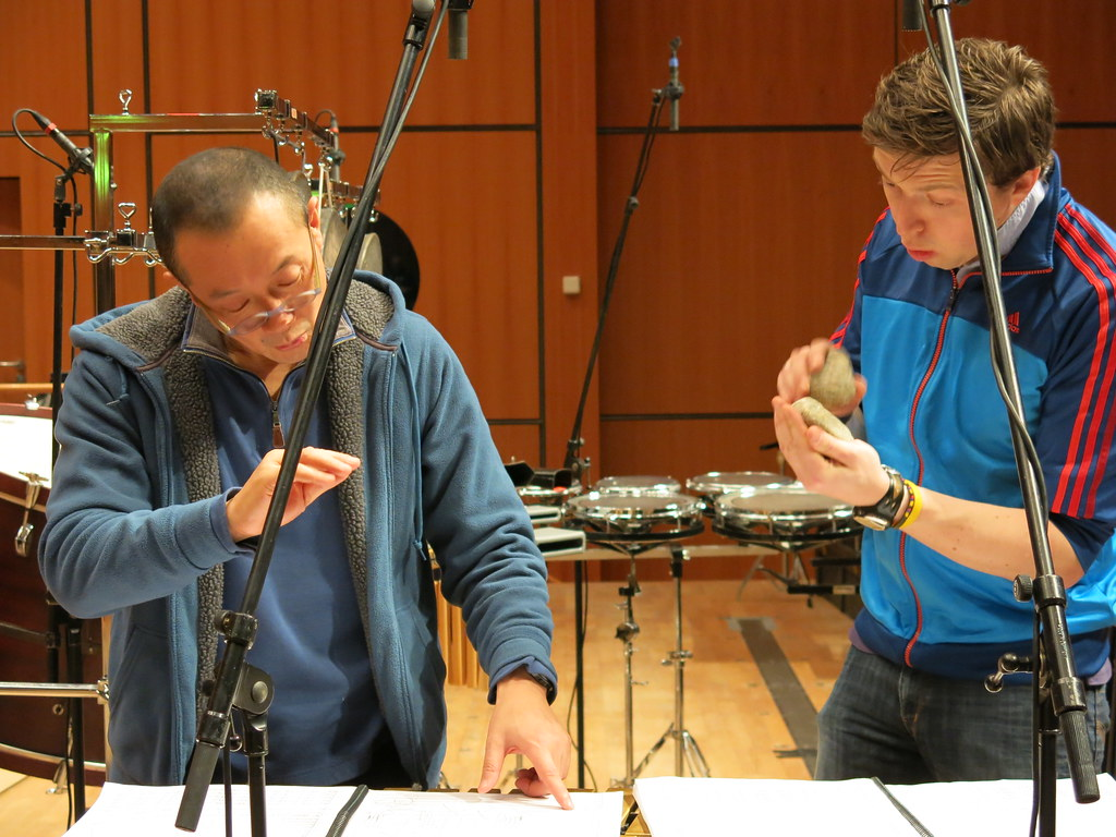 "Tan Dun | Percussion Concerto ""The Tears of Nature"""