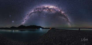 Arawhata Milky Way | by Mikey Mack